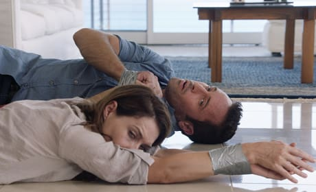 McGarrett and Alicia Are Abducted - Hawaii Five-0