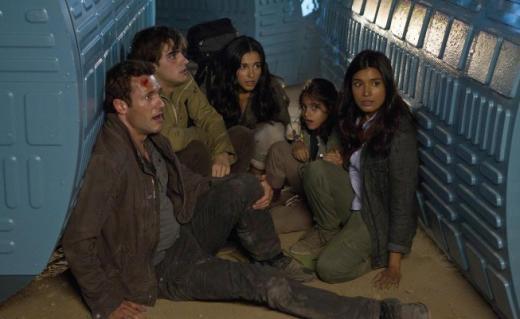 Terra Nova Season Finale Scene