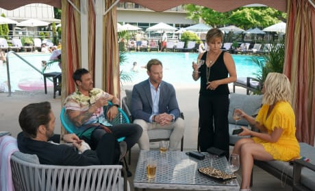 Poolside Hang Out - BH90210 Season 1 Episode 1