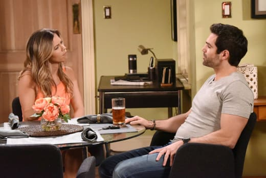Blanca and Dario - Days of Our Lives
