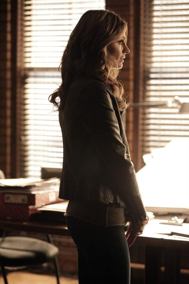 Beckett Looks Shocked