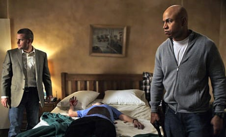 NCIS: Los Angeles Characters