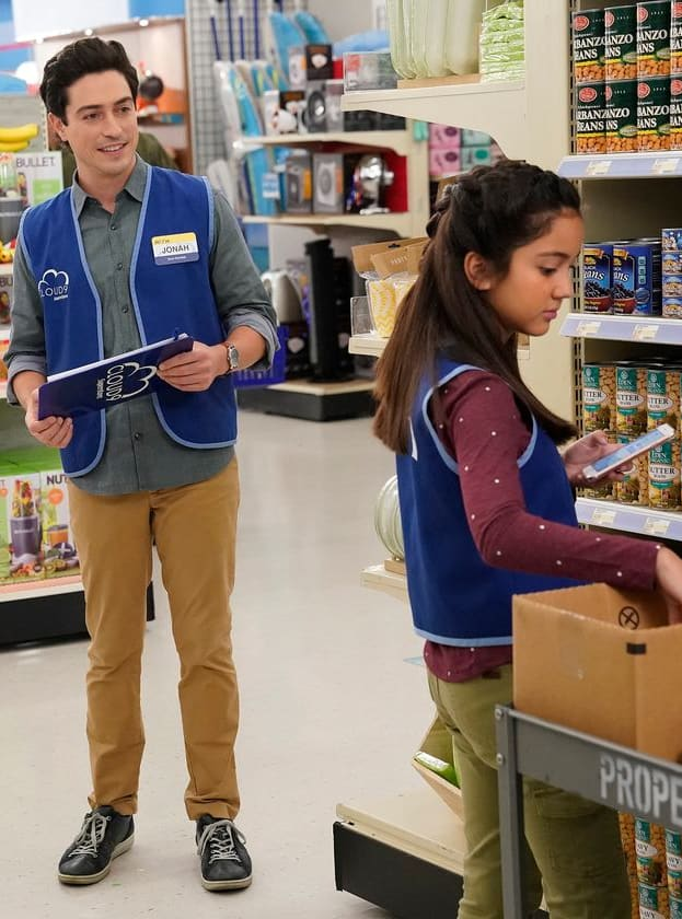 Jonah and Emma - Superstore