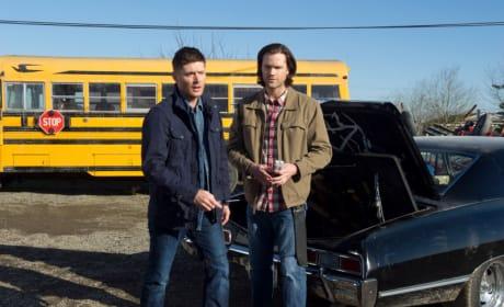 """Supernatural Photos from """"Alex Annie Alexis Ann"""""""