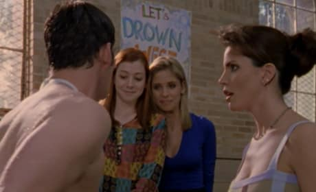 Making The Team - Buffy the Vampire Slayer Season 2 Episode 20