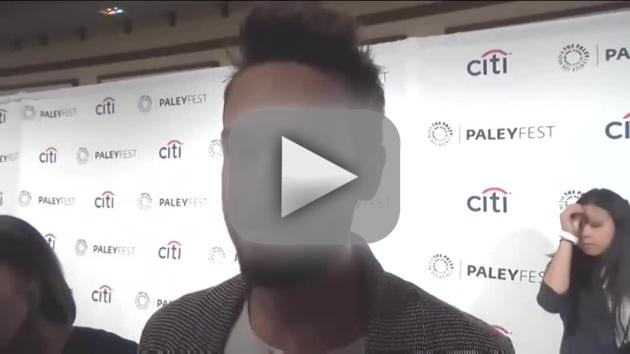 Tom Mison PaleyFest Interview