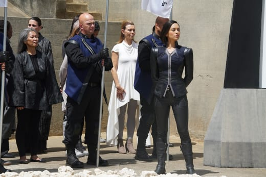 How You Doing Auran - Marvel's Inhumans Season 1 Episode 7