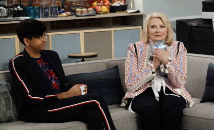 Watch Murphy Brown Online: Season 1 Episode 4