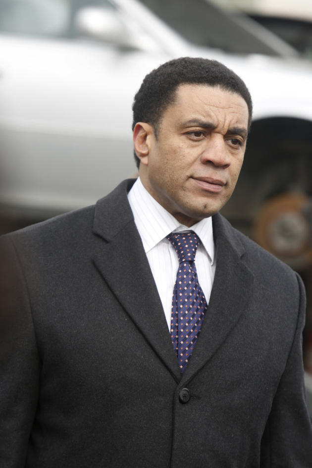harry lennix batman
