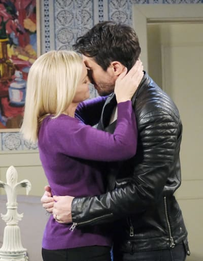 Belle and Shawn Come Home - Days of Our Lives