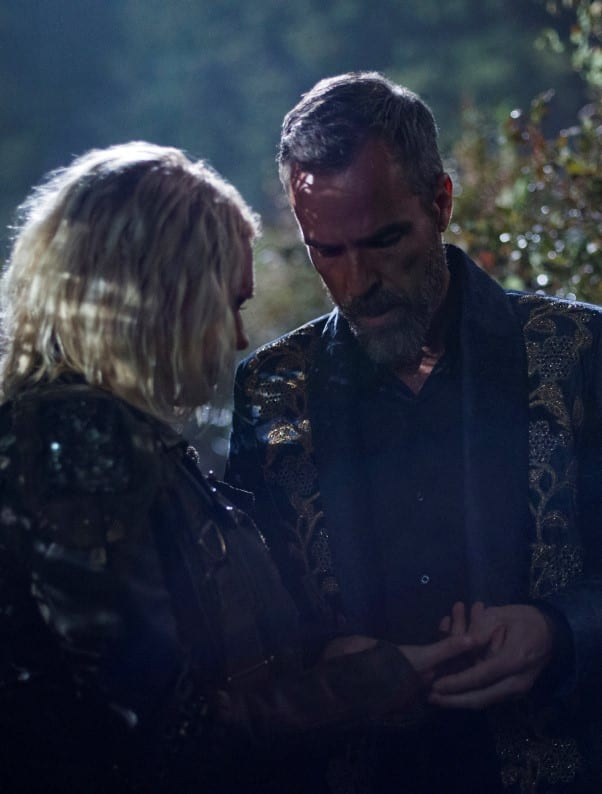 Russell and Clarke - The 100 Season 6 Episode 3