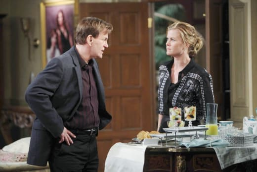 Roman's Unsolicited Advice - Days of Our Lives