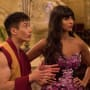 Jason and Tahani - The Good Place Season 2 Episode 5