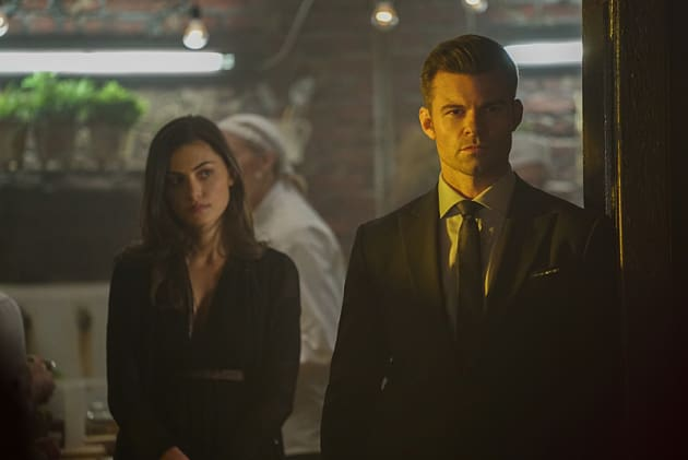 Elijah and Hayley Pic - The Originals