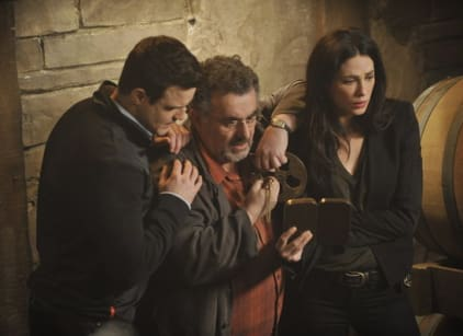 Watch Warehouse 13 Season 4 Episode 1 Online