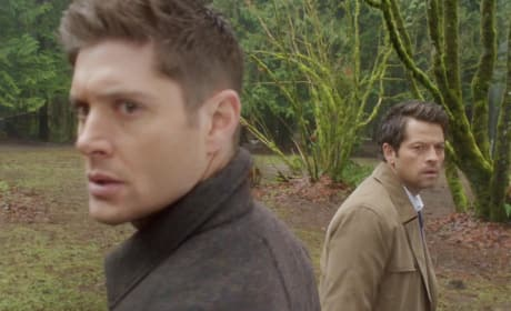 Castiel and Dean - Good Intentions - Supernatural Season 13 Episode 14