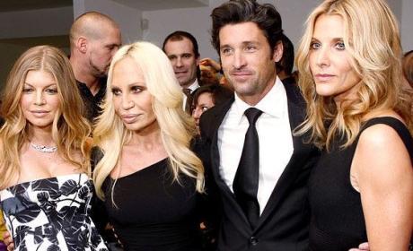 Versace Man (and Women)