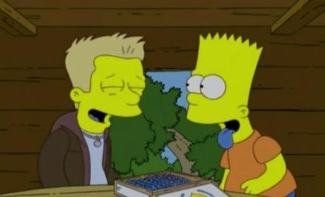 Bart Smells a Rat