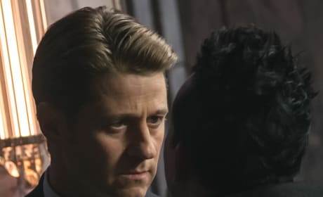 Jim and Penguin Face Offf - Again - Gotham Season 5 Episode 4