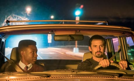 Randall and Jack Visit Howard - This Is Us Season 2 Episode 10