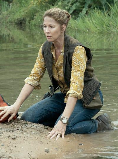 June in the Water - Fear the Walking Dead Season 6 Episode 8