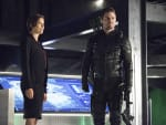 Oliver and Lyla's Plan - Arrow