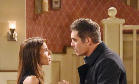 Rafe Argues with Hope - Days of Our Lives