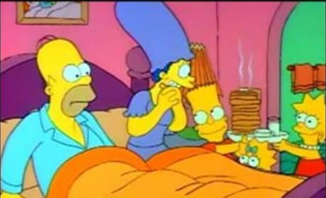 Marge's Birthday