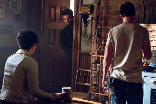 Jesse Checks on Tulip and TC - Preacher Season 3 Episode 3