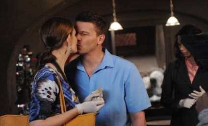 Bones Review: Newlyweds