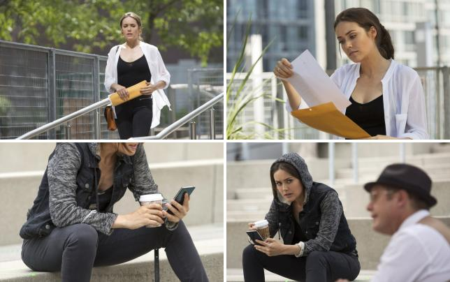 Whats in the envelope the blacklist s2e1