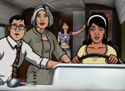 Watch Archer Season 5 Episode 5 Online