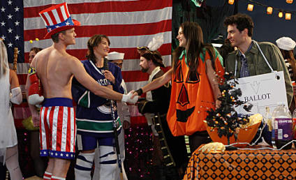How I Met Your Mother Review: Shalloween