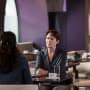 Awkward Conversation - Killing Eve Season 1 Episode 2