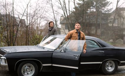 Supernatural Photo Throwback: Assassin Angels!