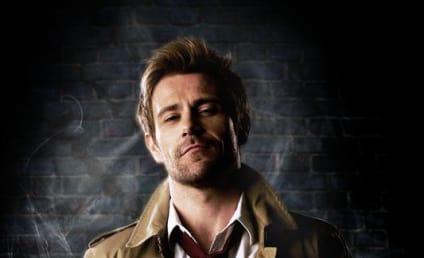 Matt Ryan as Constantine: First Look!
