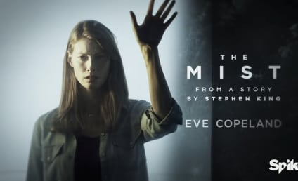 The Mist: Meet Feisty Mama Bear Eve Copeland