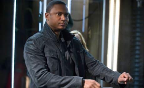 Diggle's Concern Betrays Him