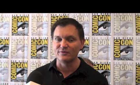 Kevin Williamson Comic-Con Q&A