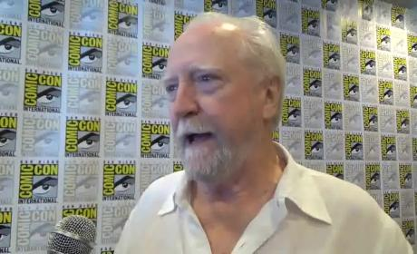 Scott Wilson Talks Damien