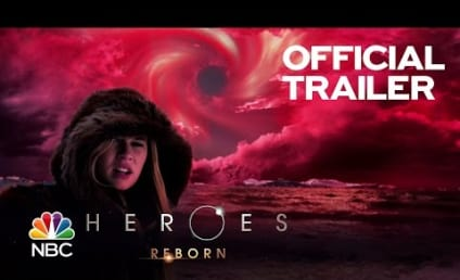 Heroes Reborn Preview: Chock Full of Spoilery Goodness!