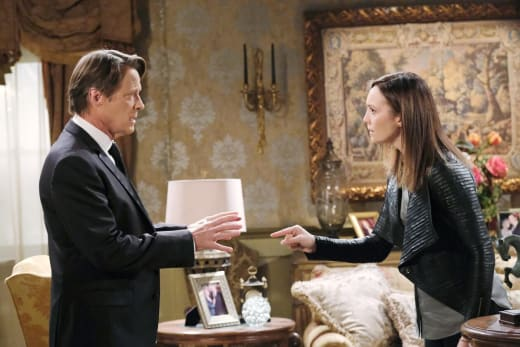 Jack Is Stunned - Days of Our Lives
