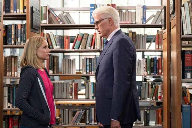 Events From The Past - The Good Place