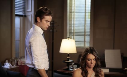 Gossip Girl Sneak Peek: What Are YOU Doing Here?