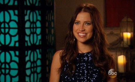 Kaitlyn Bristow on The Bachelorette