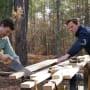 Brothers Working Together - Manhunt: UNABOMBER Season 1 Episode 6