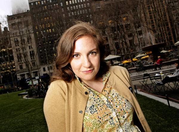 Lena Dunham Picture