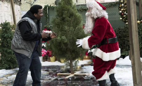 A Santa Attack - Brooklyn Nine-Nine