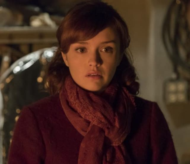 Emma is ready to move on bates motel