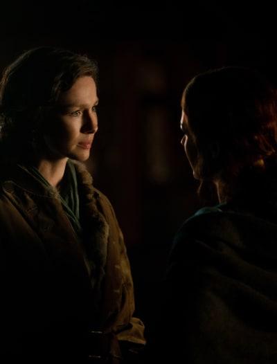 Claire and Brianna Speak - Outlander Season 4 Episode 10